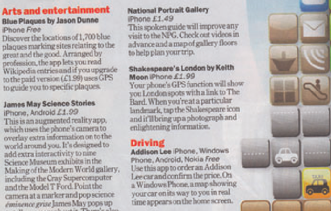 Shakespeare's London in TimeOut